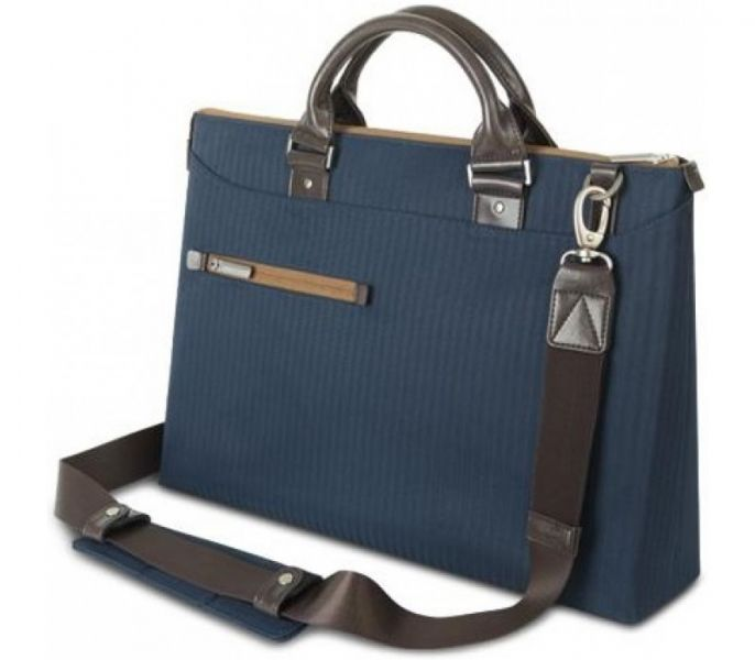 фото Сумка для ноутбука Moshi Urbana Slim Laptop Briefcase Bahama Blue