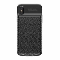 Чехол-аккумулятор Baseus Power Bank Case 3500mAh for iPhone X/XS Black
