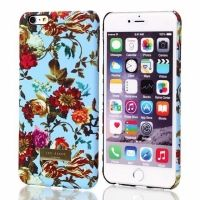 Чехол с покрытием Soft Touch (софт тач) Ted Baker Collection iPhone 6  №5, Цена: 336 грн, Фото