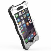 Бампер R-Just Gundam Waterproof for iPhone 6.6s. 6 plus/ s Silver