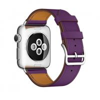 Ремешок для Apple Watch 38/40mm Hermes Single Tour Purple, Цена: 778 грн, Фото
