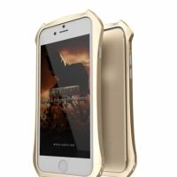 Бампер Gold для iphone 7.7 plus/ 8.8 plus Batman aluminum metal