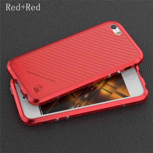 фото Чехол для iPhone 5s. 5SE / iPhone 6.6s SWORD Red