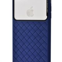 Чехол Weaving Case для iPhone 7/8 Plus Blue