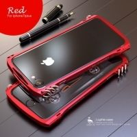 Бампер Alien X1 rotary screw for iPhone 7.7 plus/ 8.8 plus Red