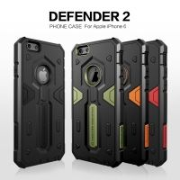 Чехол Nillkin Tough black case for iPhone 6