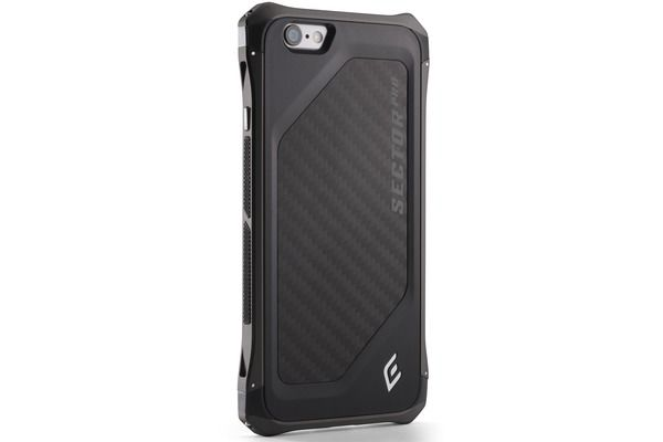 фото Element Case Sector Pro Black/Black (EMT-0003) for iPhone 6.6s. 6 plus