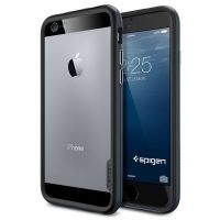 Бампер Spigen Neo Hybrid EX Metal Slate для iPhone 6 (4.7). iPhone 6 plus (5.5)