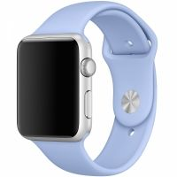Ремешок Silicone Lilac Band for Apple Watch 38/40/42/44mm