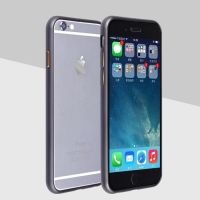 Бампер Cross Line for iPhone 6. 6 plus Grey оригинал
