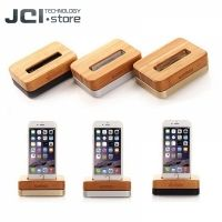 Luxury Original Samdi Wooden Bamboo Charger Dock For iPhone, Цена: 502 грн, Фото