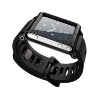Чехол LunaTik BlackOut for iPod nano 6gen