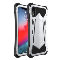 Чехол R-Just Silver Armor Ghost Warrior Waterproof for Apple iPhone XR