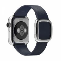 Браслет Blue Modern Buckle for Apple Watch 38/40/42/44mm